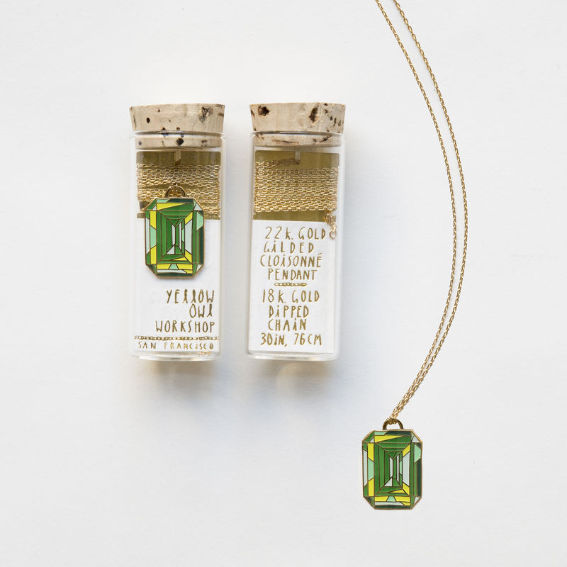 Emerald Pendant - product images  of