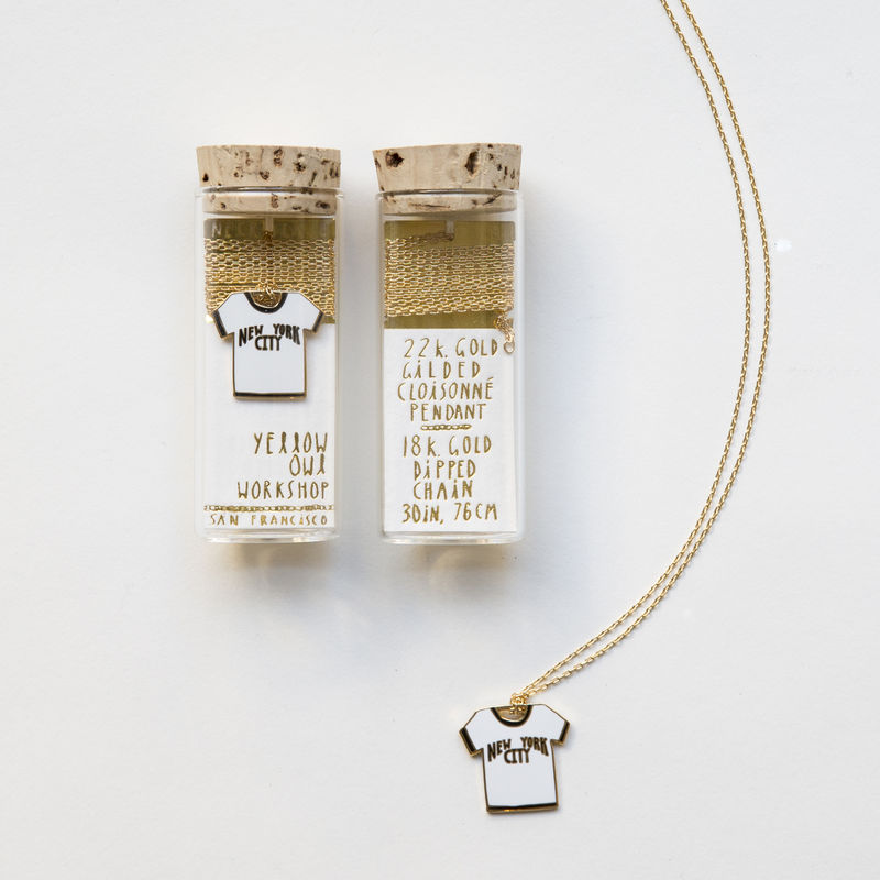 New York City Pendant - product images  of
