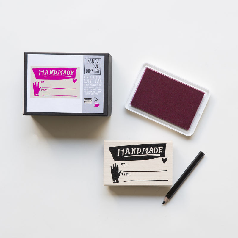 Handmade Stamp Activity Kit - product images