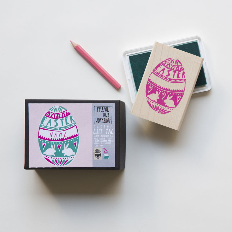 Easter Egg Stamp Activity Kit - product images  of