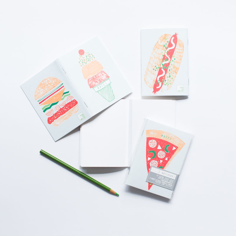 Happy Food Notebooks - product images  of