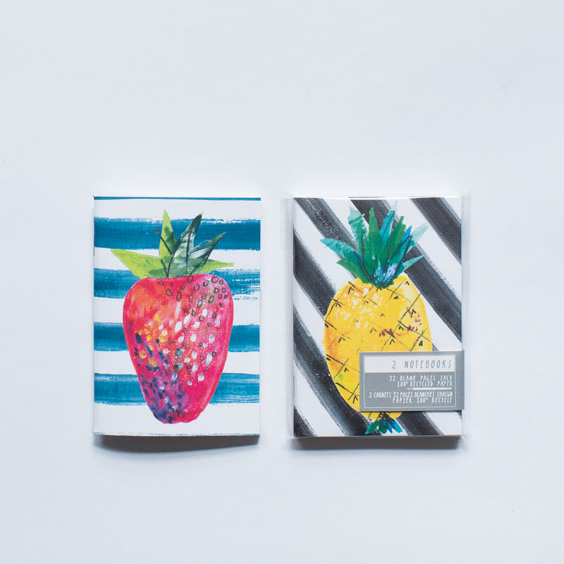 Fruit Notebooks - product images  of