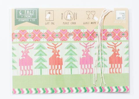 Winter,Gift,Tag,winter, gift tag, reindeer