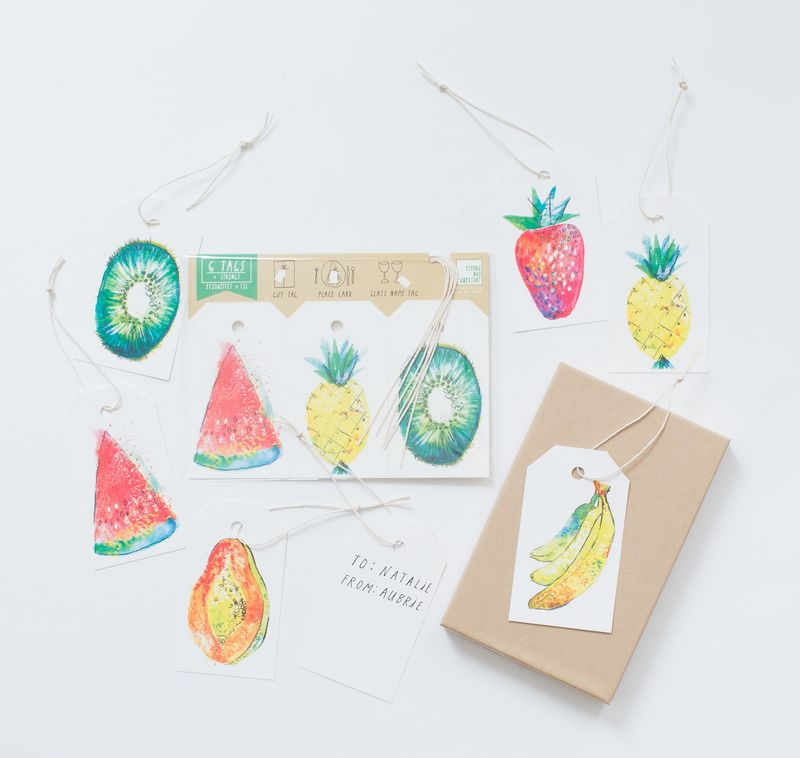 Fruits Gift Tag - product images  of