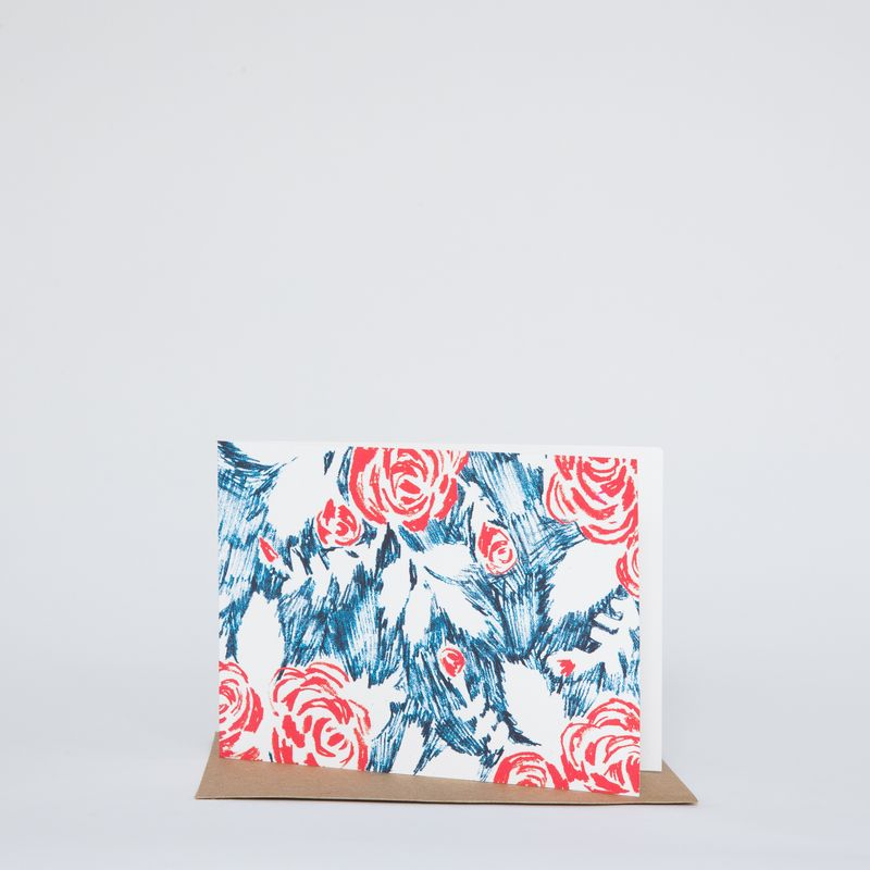 Sketch Floral Rose - product images