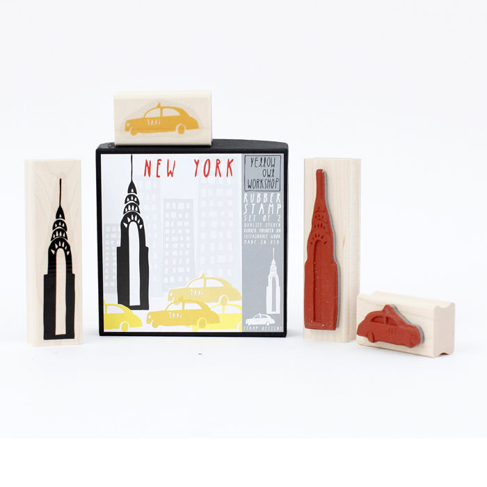 New York Stamp Set - product images