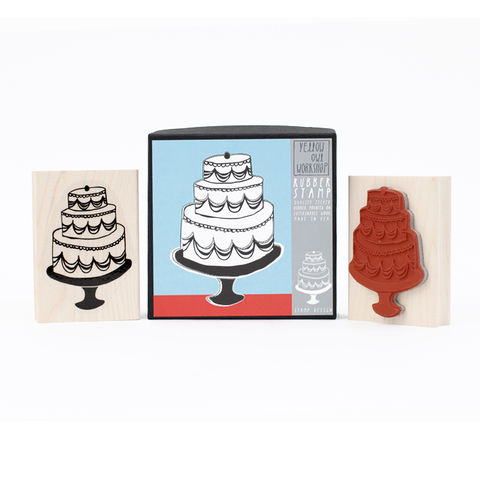 Cake,Stamp,Set,christine schmidt, yellow owl workshop, stamp set, cake stamp, birthday stamp