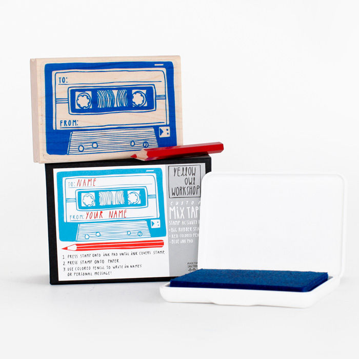 Mixtape Stamp Activity Kit - product images  of