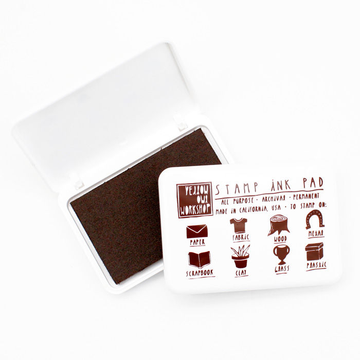 Brown Ink Pad - product images