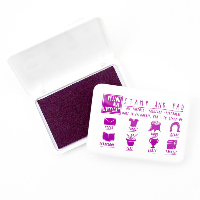 Purple Ink Pad - product images