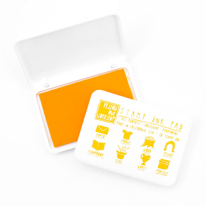 Yellow Ink Pad - product images
