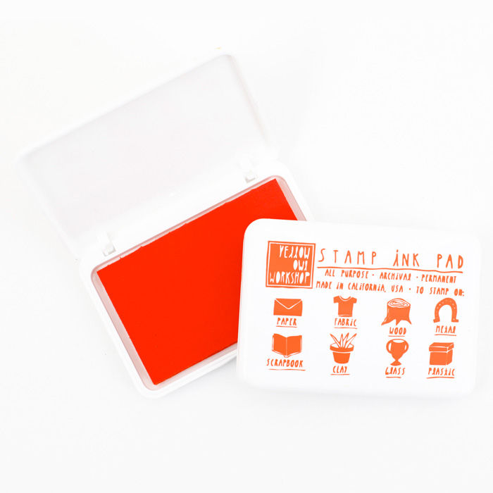 Orange Ink Pad - product images
