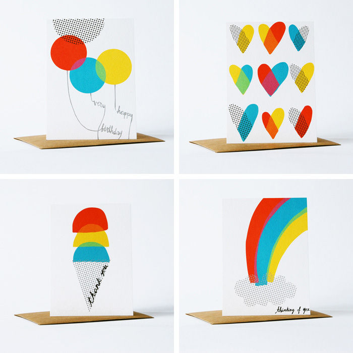 Dots and Dyes Card Set - product images  of