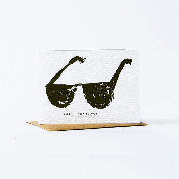pictogram Card - cool character - product images