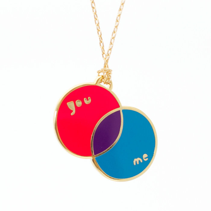 You + Me Pendant - product images  of