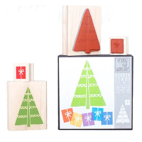 Christmas,Tree,Stamp,Set,christine schmidt, yellow owl workshop, stamp set, dala horse, stamp, christmas stamp, holiday