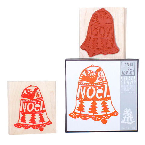 Noel,Bell,Stamp,Set,christine schmidt, yellow owl workshop, stamp set, dala horse, stamp, christmas stamp, holiday