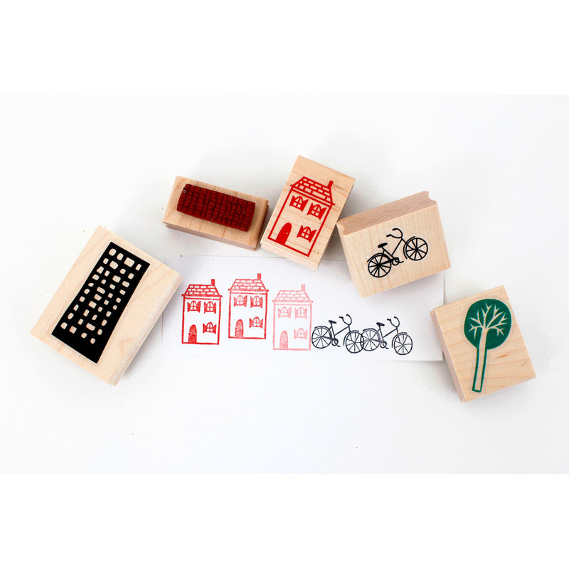 City Stamp Set - product images  of