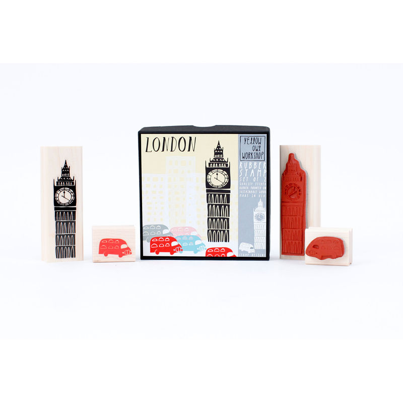 London Stamp Set - product images