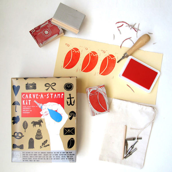 Carve-A-Stamp Kit - product images  of