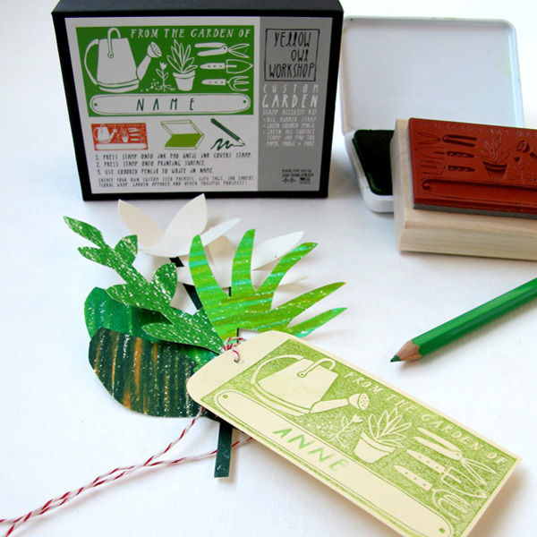 """From The Garden Of"" Stamp Activity Kit - product images  of"