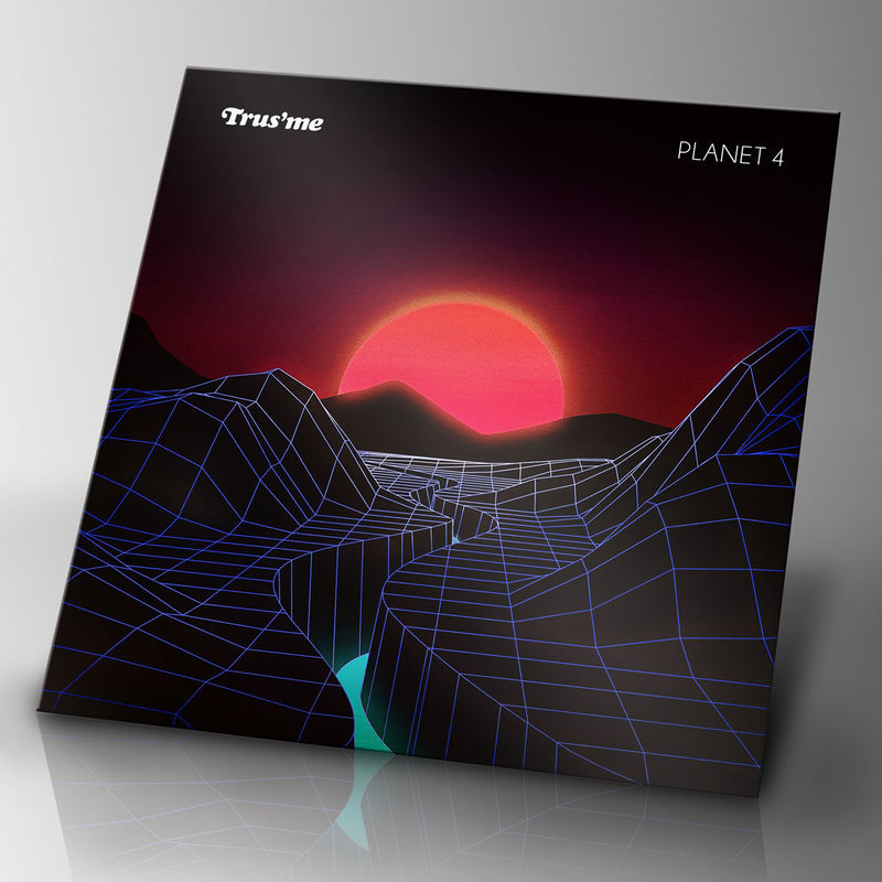 PN33 TRUS'ME - PLANET 4 / 2 x LP - product image