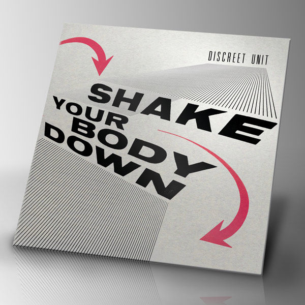 DISCREET UNIT - SHAKE YOUR BODY DOWN - 12