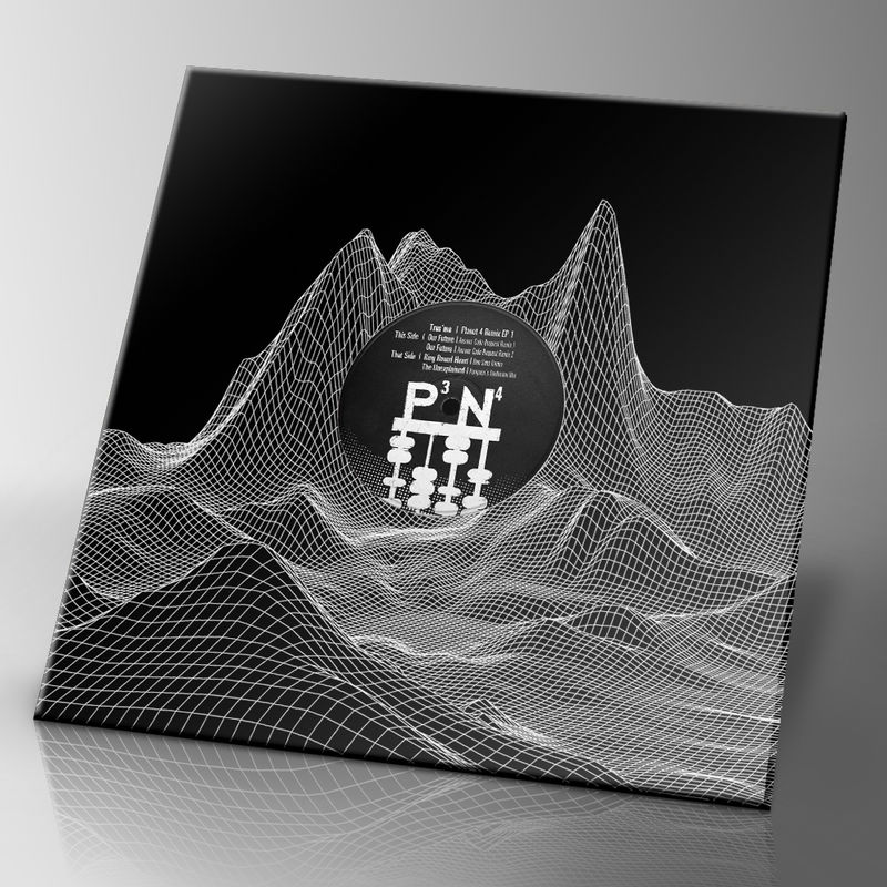 PN34 - ANSWER CODE REQUEST, BEN SIMS, PANGAEA REMIXES V/A - product image