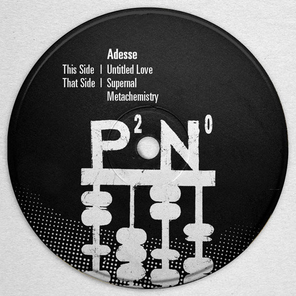 PN20 ADESSE - UNTITLED LOVE - EP - product image