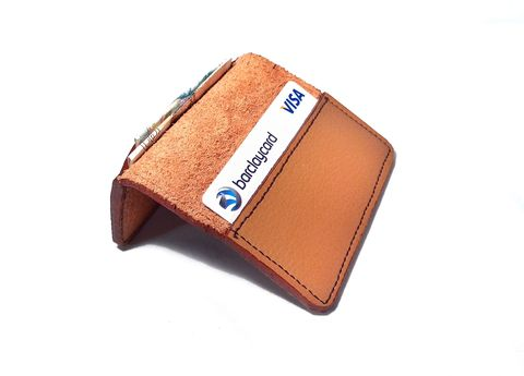 Tan,Card,Holder,tan, Card holder, leather, ds-london, men's, women's, handbags