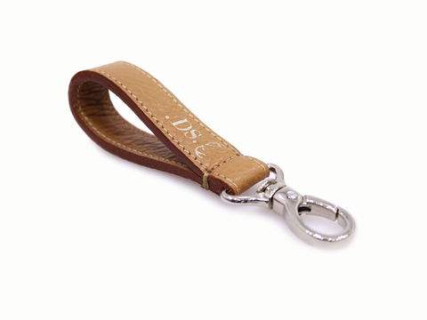 Tan,Personalised,Keyring,Tan keyring,personalised keyring, personalise accessories, handcrafted, leather accessories