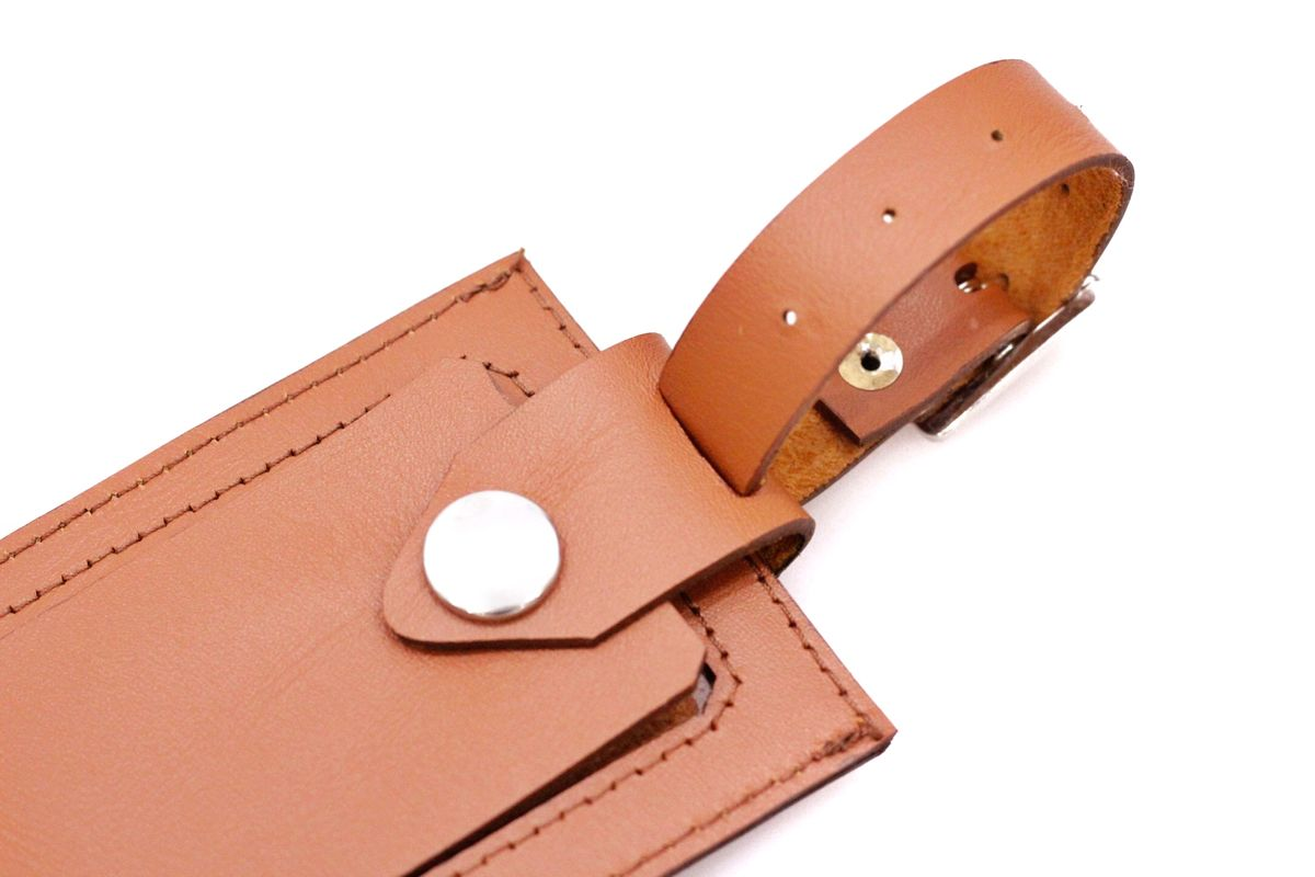 *NEW* Tan Luggage Tag - product images  of