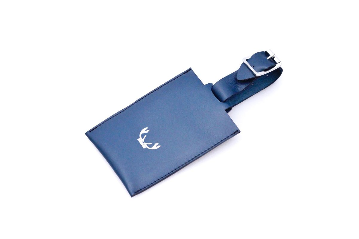 *NEW* Teal Luggage Tag - product images  of