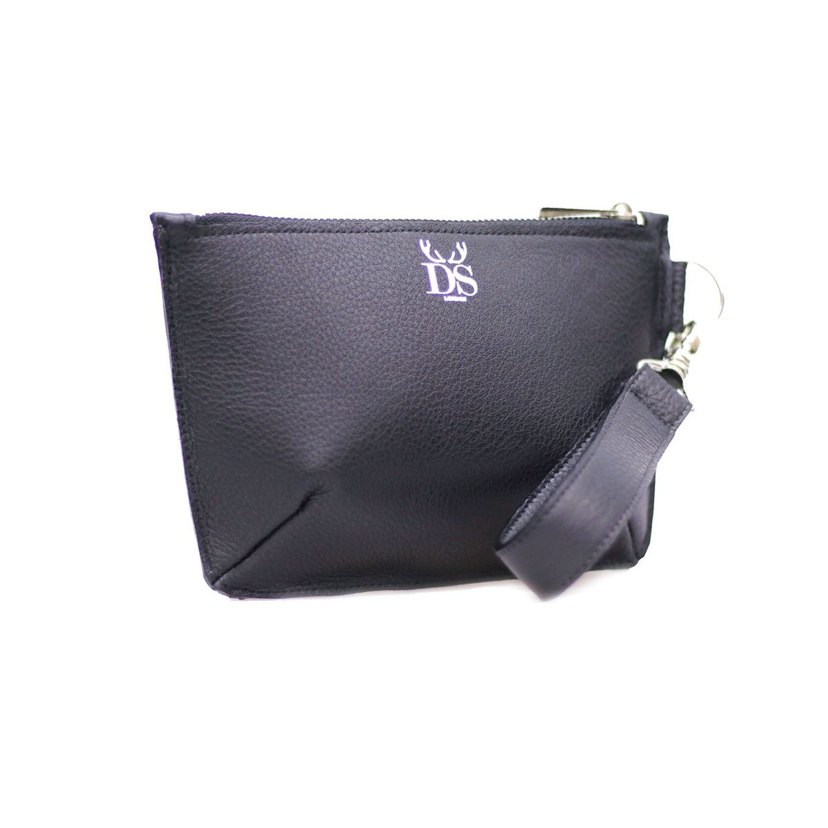 Black Mini Sienna Clutch bag - product images  of