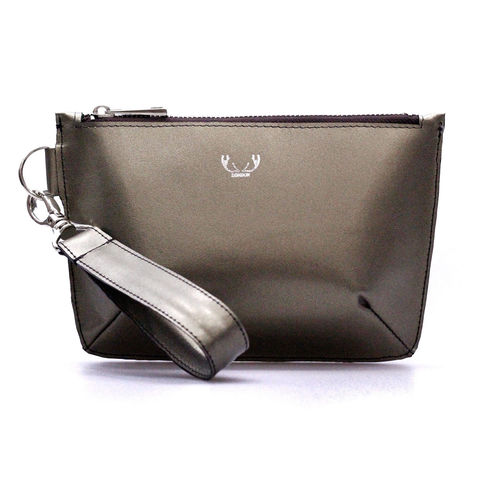 *LIMITED,EDITION*,Bronze,Mini,Sienna,Clutch,bag,clutch bag, evening bag, clutch with zip, women's clutch bag