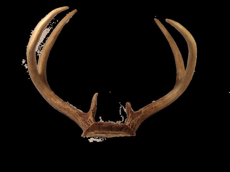 Deer Antlers - Gilded Manor Reindeer Antlers Headband
