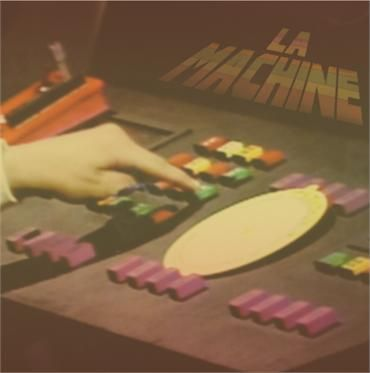 La,Machine,‎–,Phases,&,Repetition,LP,La Machine, Phases & Repetition, LP, vinyl, Castle Face