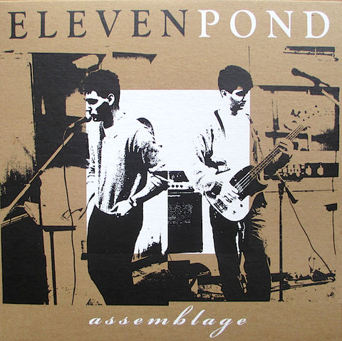 Eleven,Pond,‎–,Assemblage,LP,Eleven Pond, Assemblage, Dark Entries, LP, vinyl