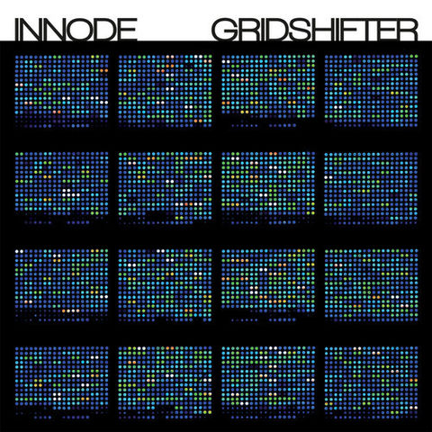Innode,‎–,Gridshifter,LP, Gridshifter, Editions Mego, vinilo, comprar, twosteprecords, two step records, Two-Step Records