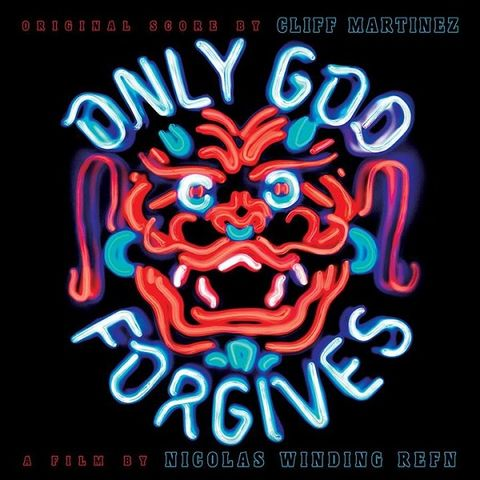 Cliff,Martinez,‎–,Only,God,Forgives,(OST),2xLP,Cliff Martinez, Only God Forgives, LP, vinyl, Milan Records
