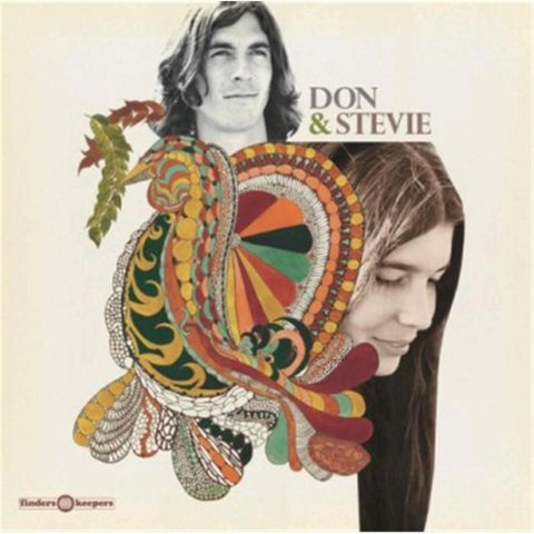 Don,&,Stevie,‎–,LP,Don & Stevie, Don & Stevie, Finders Keepers, Cache Cache, LP