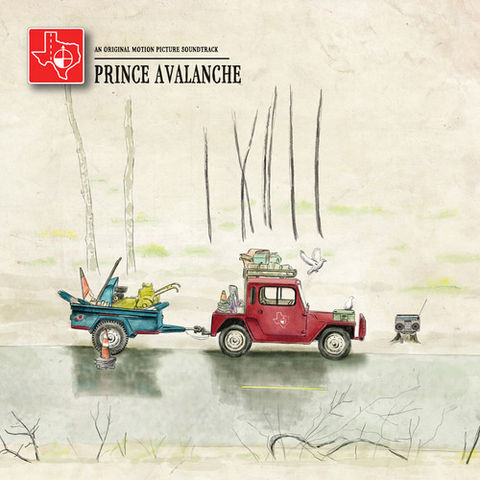 Explosions,In,The,Sky,,David,Wingo,‎–,Prince,Avalanche,OST,LP,Explosions In The Sky, David Wingo, Prince Avalanche, OST, LP, Temporary Residence, Vinyl