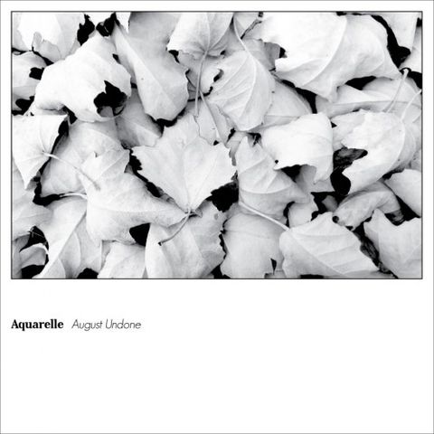 Aquarelle,‎–,August,Undone,LP, August Undone, Students Of Decay, LP, vinilo, comprar, twosteprecords, two step records, Two-Step Records