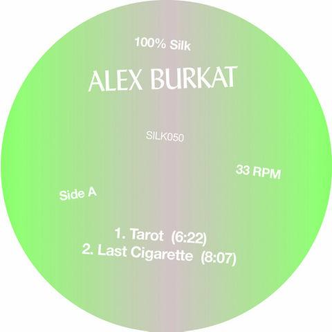 Alex,Burkat,–,Tarot,12,Alex Burkat, Tarot, 100% Silk, EP, vinyl