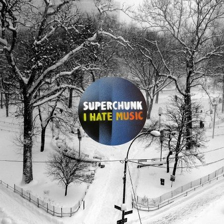 Superchunk,‎–,I,Hate,Music,LP, I Hate Music, Merge, LP, vinyl