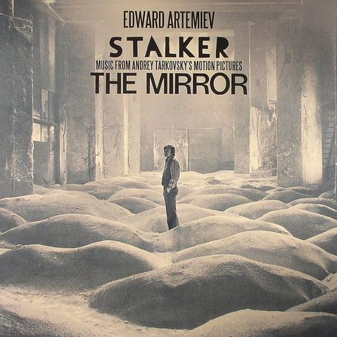 Edward,Artemiev,‎–,Stalker,/,The,Mirror,-,Music,From,Andrey,Tarkovsky's,Motion,Pictures,LP,Edward Artemiev, Stalker  The Mirror, Music From Andrey Tarkovsky's Motion Pictures, Mirumir, LP