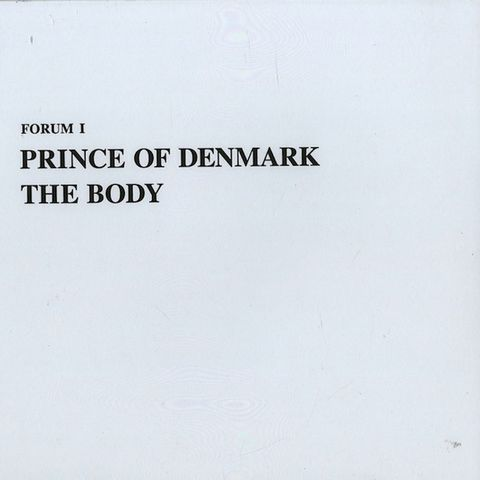 Prince,Of,Denmark,‎–,The,Body,3xLP,Prince Of Denmark, The Body, Forum, vinyl, LP