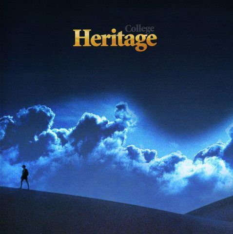 College,‎–,Heritage,LP, Heritage, Invada, color, vinyl, LP