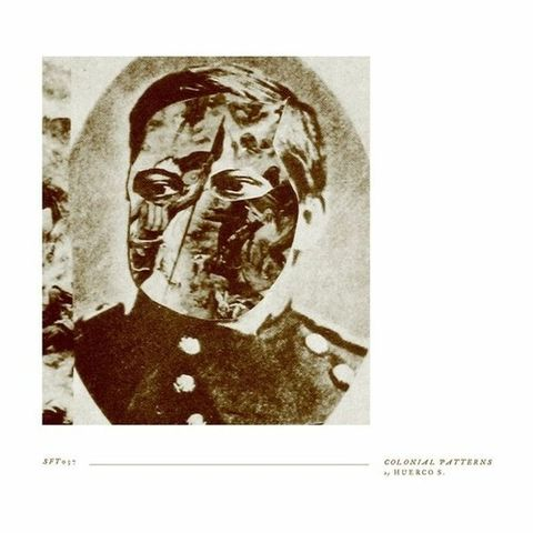 Huerco,S.,‎–,Colonial,Patterns,2xLP,Huerco S., Colonial Patterns, Software, LP, vinilo, comprar, twosteprecords, two step records, Two-Step Records