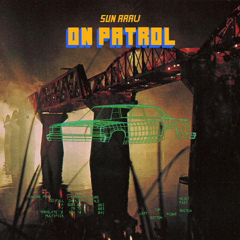 Sun,Araw,‎–,On,Patrol,2xLP,Sun Araw, On Patrol, Sun Ark, LP, vinilo, vinyl